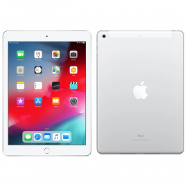Apple iPad (2018) 32Gb Wi-Fi + Cellular Silver РСТ