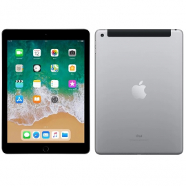Apple iPad (2018) 128Gb Wi-Fi + Cellular Space grey РСТ