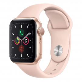 Умные часы Apple Watch SE 40мм Aluminum Золотистый/Розовый