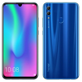 Смартфон Honor 10 Lite 3/64GB Синий (blue) EU