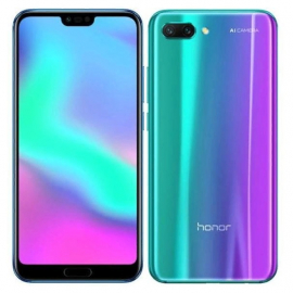 Смартфон Honor 10 4/128GB Мерцающий зеленый (green) EU