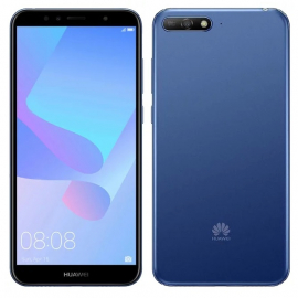 Смартфон Huawei Y6 (2018) 2/16GB Синий (blue) РСТ