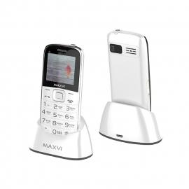 Телефон Maxvi B6 Белый (white)
