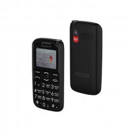 Телефон Maxvi B7 Черный (black)