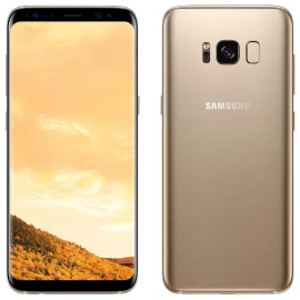 Samsung Galaxy S8 Plus 64GB Gold (желтый топаз) РСТ