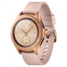 Часы Samsung Galaxy Watch (42 mm) Розовое золото (rose gold) РСТ