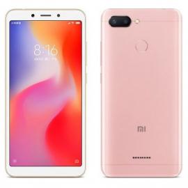 Смартфон Xiaomi Redmi 6 3/32GB Pink (розовый)