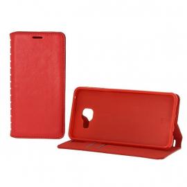 Чехол книжка красная для Huawei (в ассортименте)