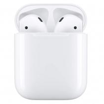 Беспроводные наушники Apple AirPods 2 (с зарядным футляром) Белый