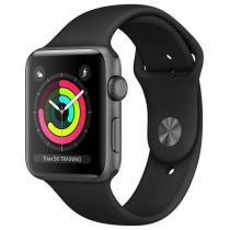 Умные часы Apple Watch Series 3 38мм Aluminum Черный