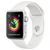 Умные часы Apple Watch Series 3 42мм Aluminum Белый