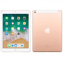 Планшет Apple iPad (2018) 128Gb Wi-Fi + Cellular Gold РСТ