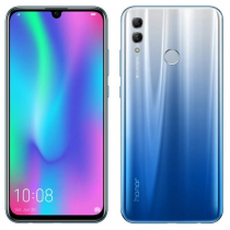 Honor 10 Lite 3/64GB Голубой (sky blue) РСТ