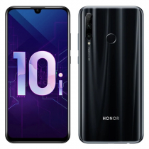 Смартфон Huawei Honor 10i 4/128GB Черный