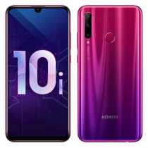 Смартфон Huawei Honor 10i 4/128GB Красный