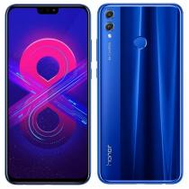 Honor 8X 4/64GB Blue (синий) РСТ