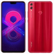 Honor 8X 4/64GB Red (красный) EU