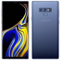 Смартфон Samsung Galaxy Note 9 128GB Ocean blue (синий) EU