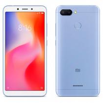 Xiaomi Redmi 6 3/32GB Blue (голубой)