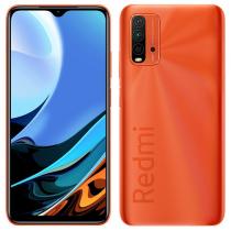 Смартфон Xiaomi Redmi 9T 4/128GB Оранжевый