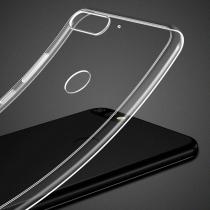 Прозрачный чехол для Samsung Galaxy A8 (2018)