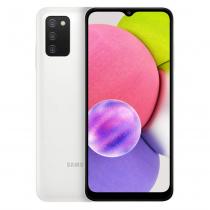 Смартфон Samsung Galaxy A03s 3/32GB Белый